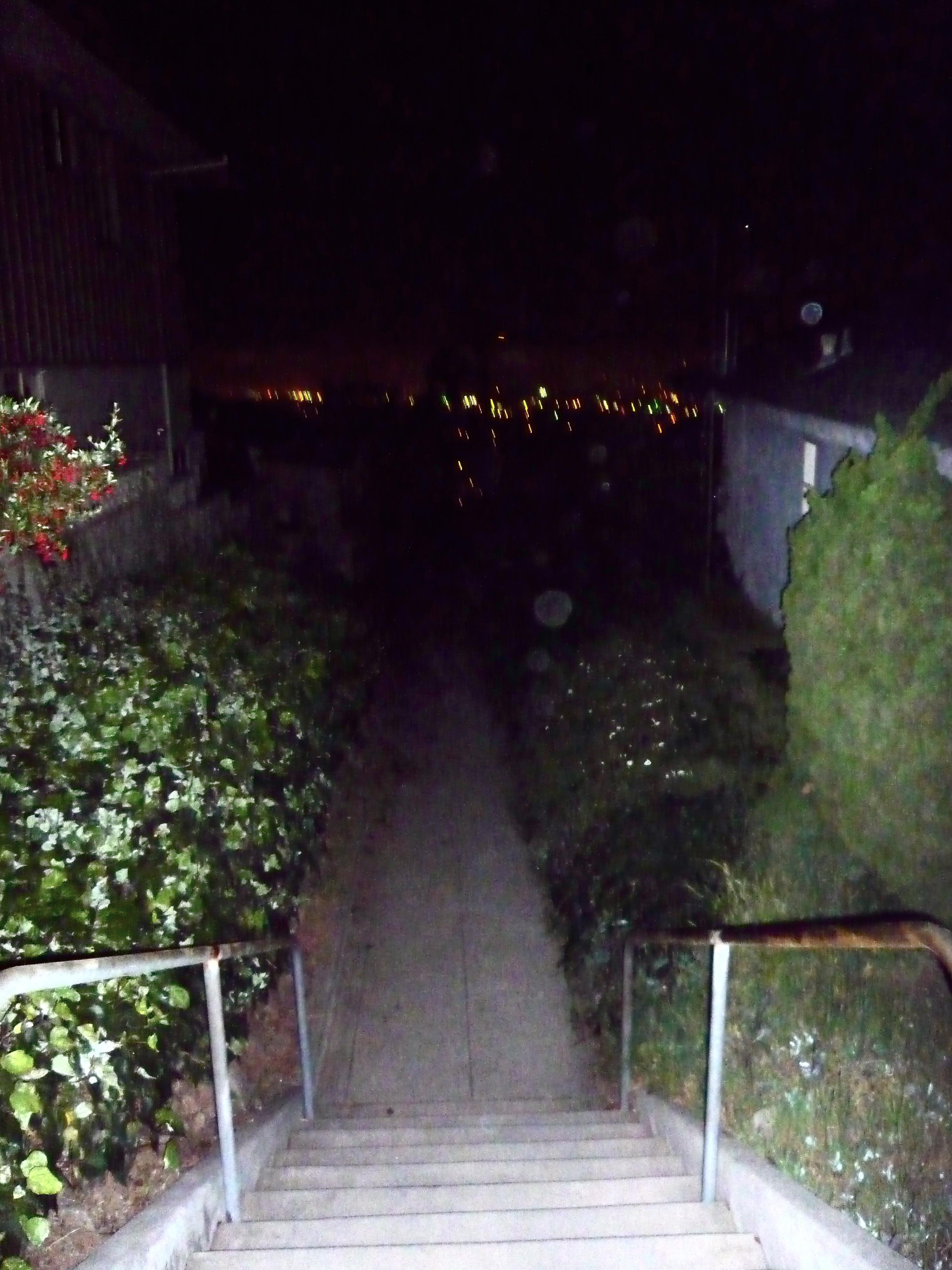 Secret Stairs La Mesa