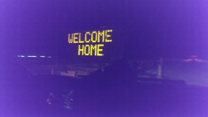 welcome home burning man